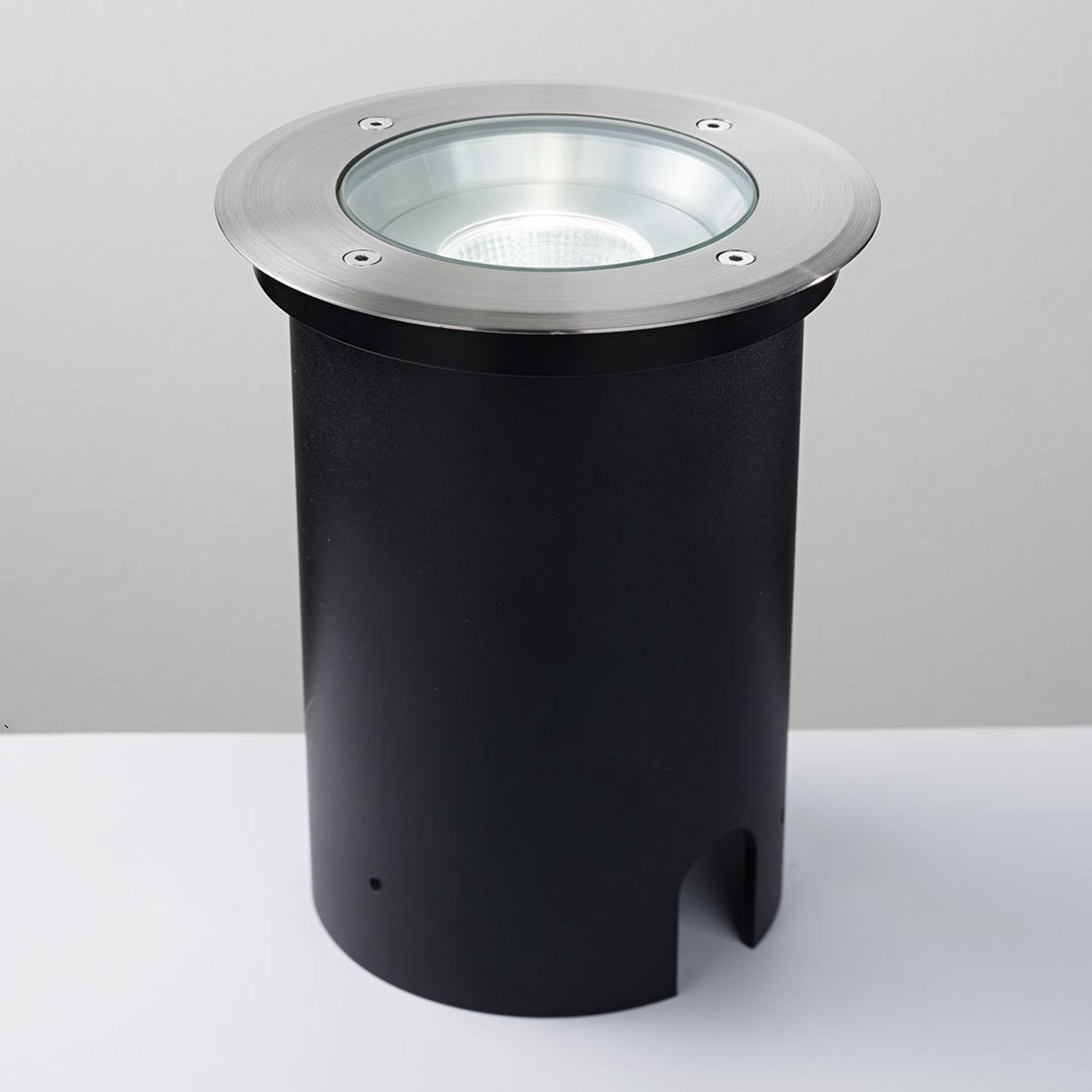 Scotty 6 LED-golvinbyggnadslampa IP67