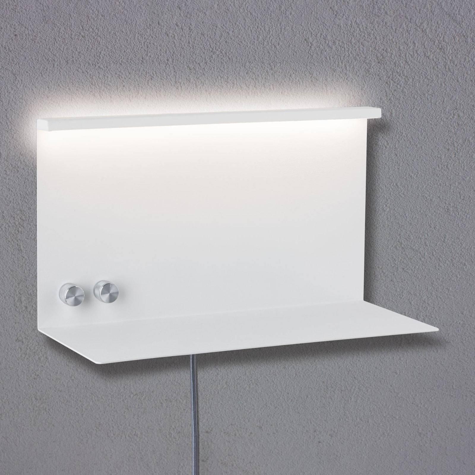 Paulmann Jarina LED-Wandleuchte zweiflammig