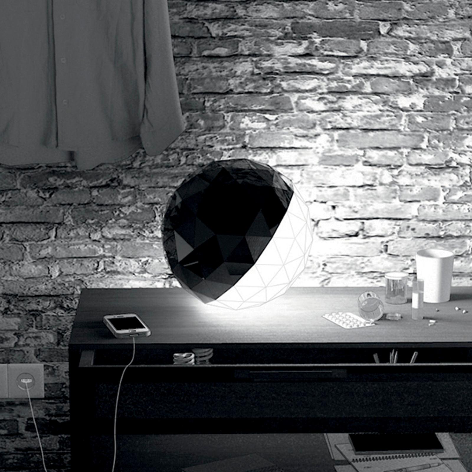 Artemide Huara LED-Tischleuchte, App-steuerbar
