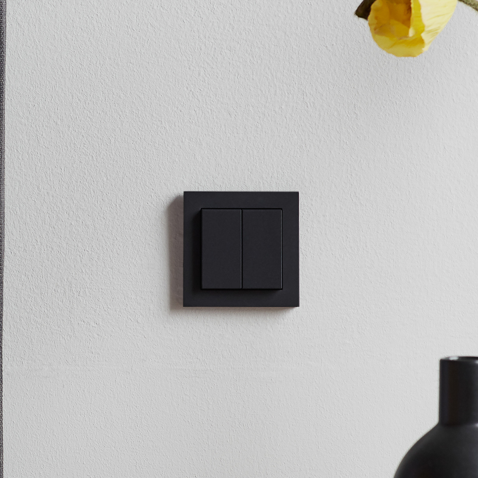 Senic Smart Switch Philips Hue, 3-er, anthrazit