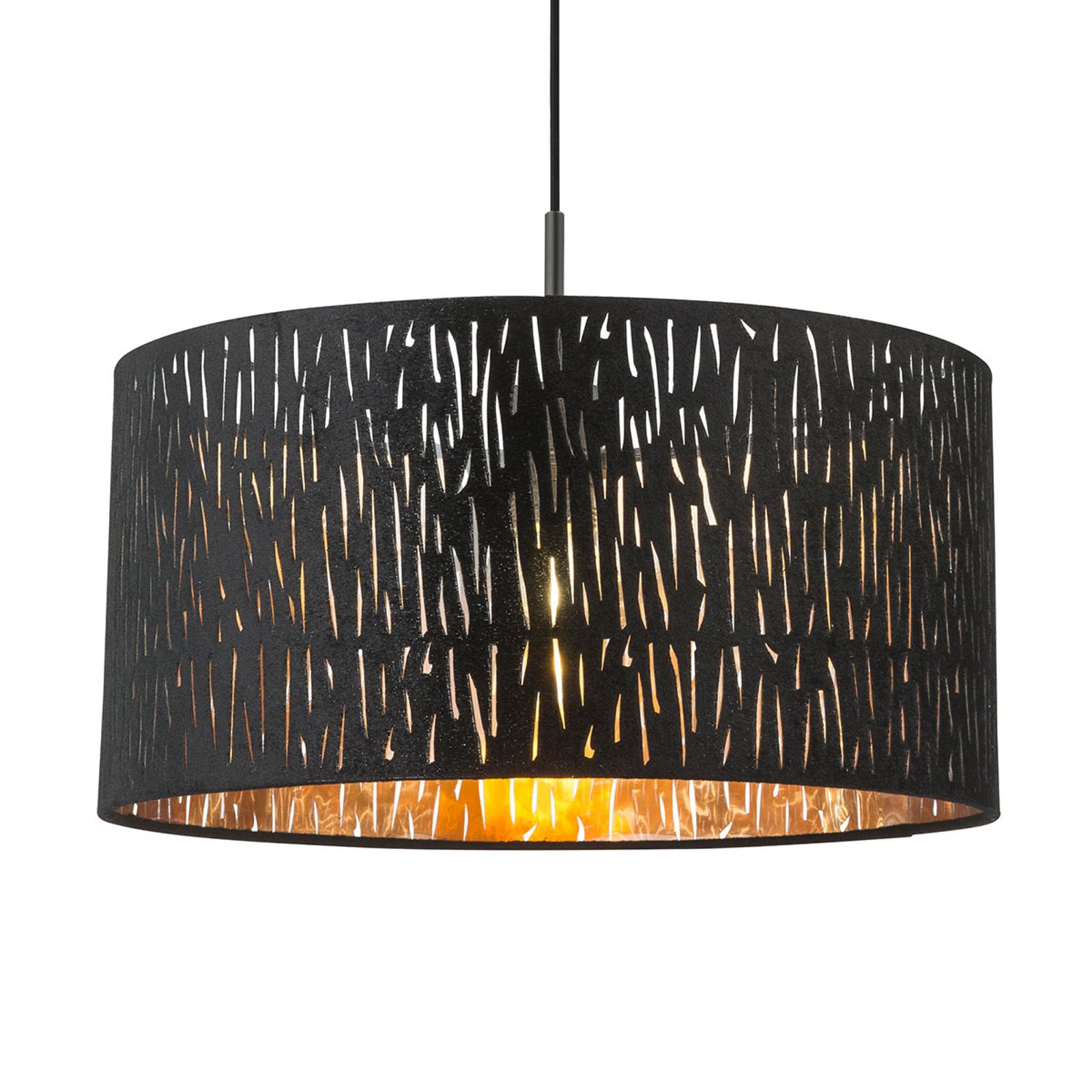Hanglamp Tuxon, rond, 40 cm