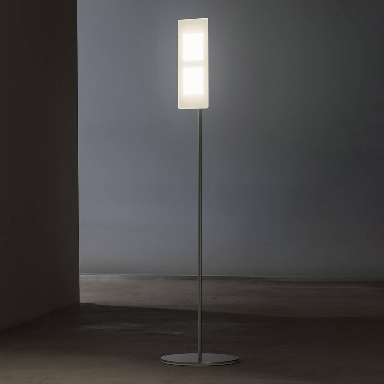 Met OLEDs - vloerlamp OMLED One f2 zwart