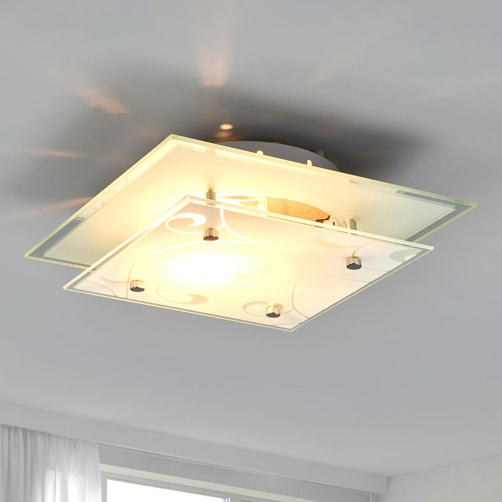 DIA - elegant taklampe, 24cm