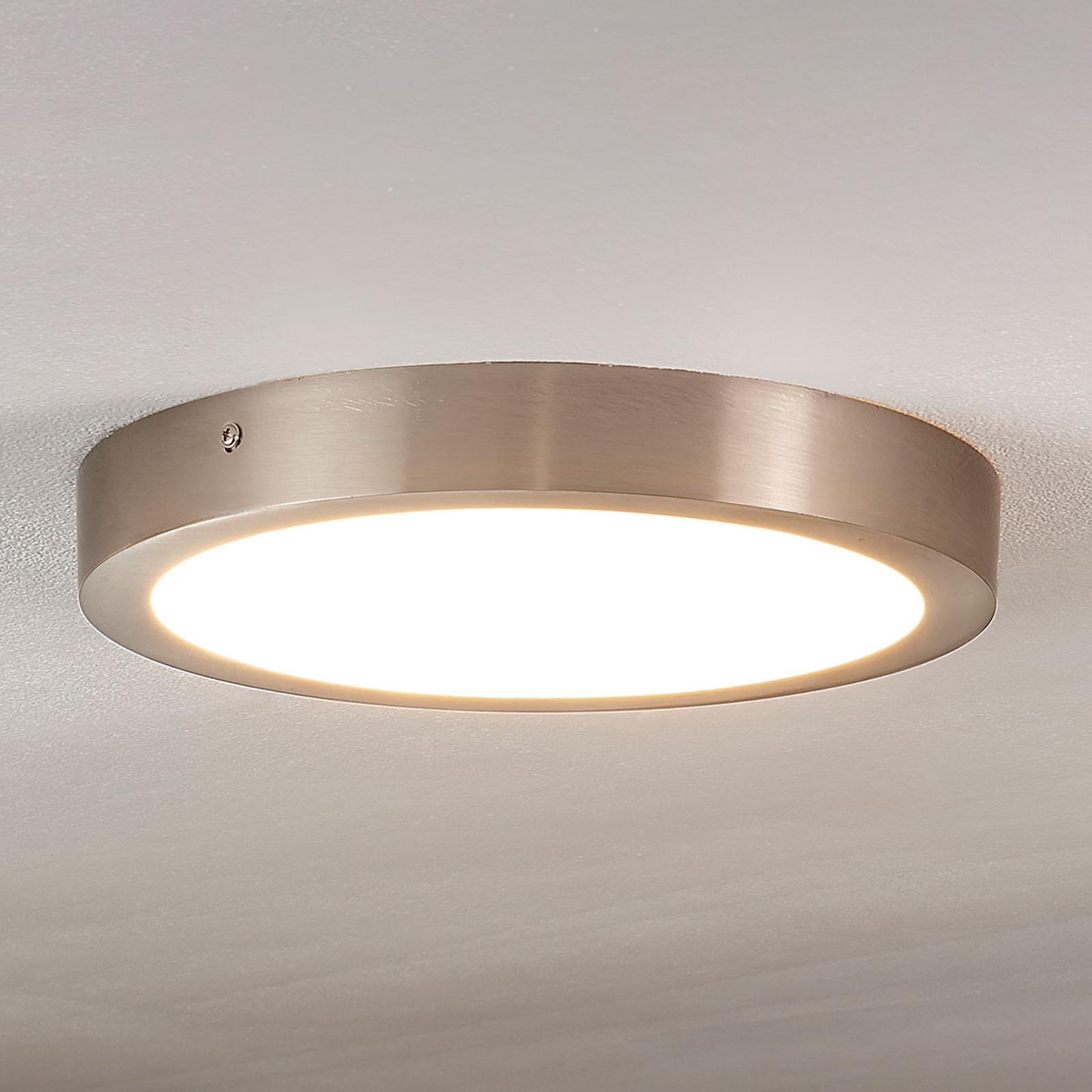 Milea - plafonnier LED de forme ronde