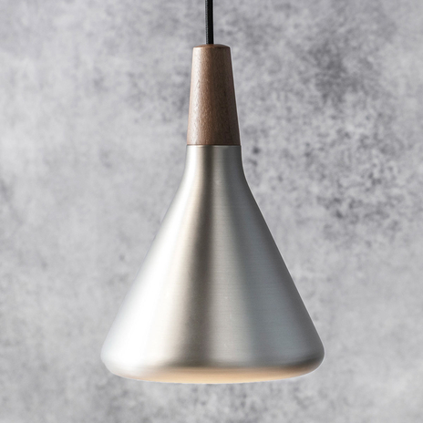 Metalowa lampa wisząca FLOAT, 18 cm