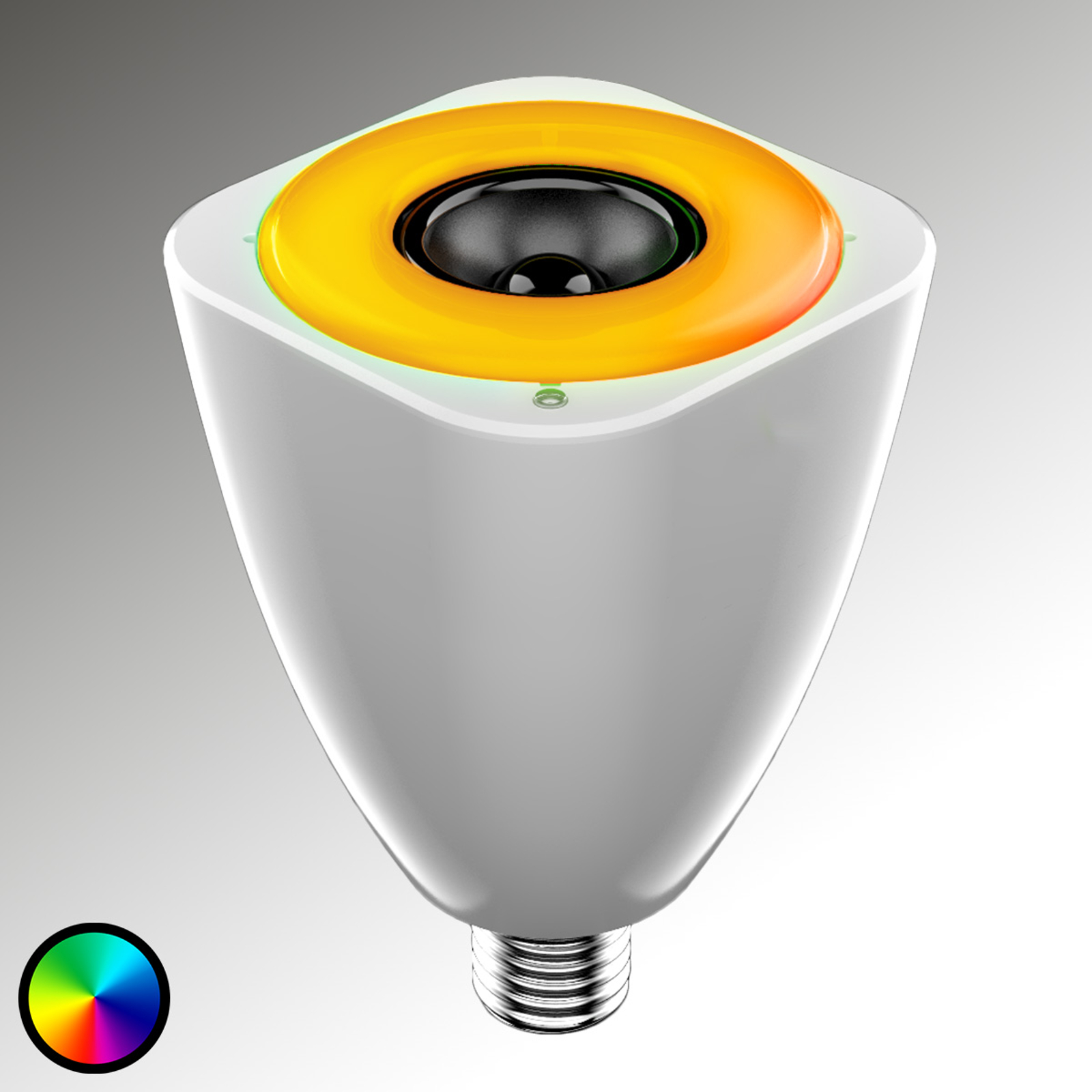 AwoX StriimLIGHT WiFi-Color LED-Lampe E27, 7 W