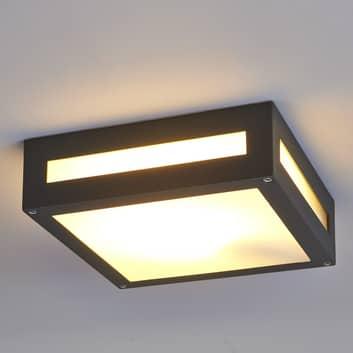 Kantet udendørslampe Nerea