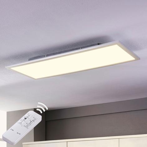 Lindby Livel LED paneel, CCT, 80 cm x 30 cm