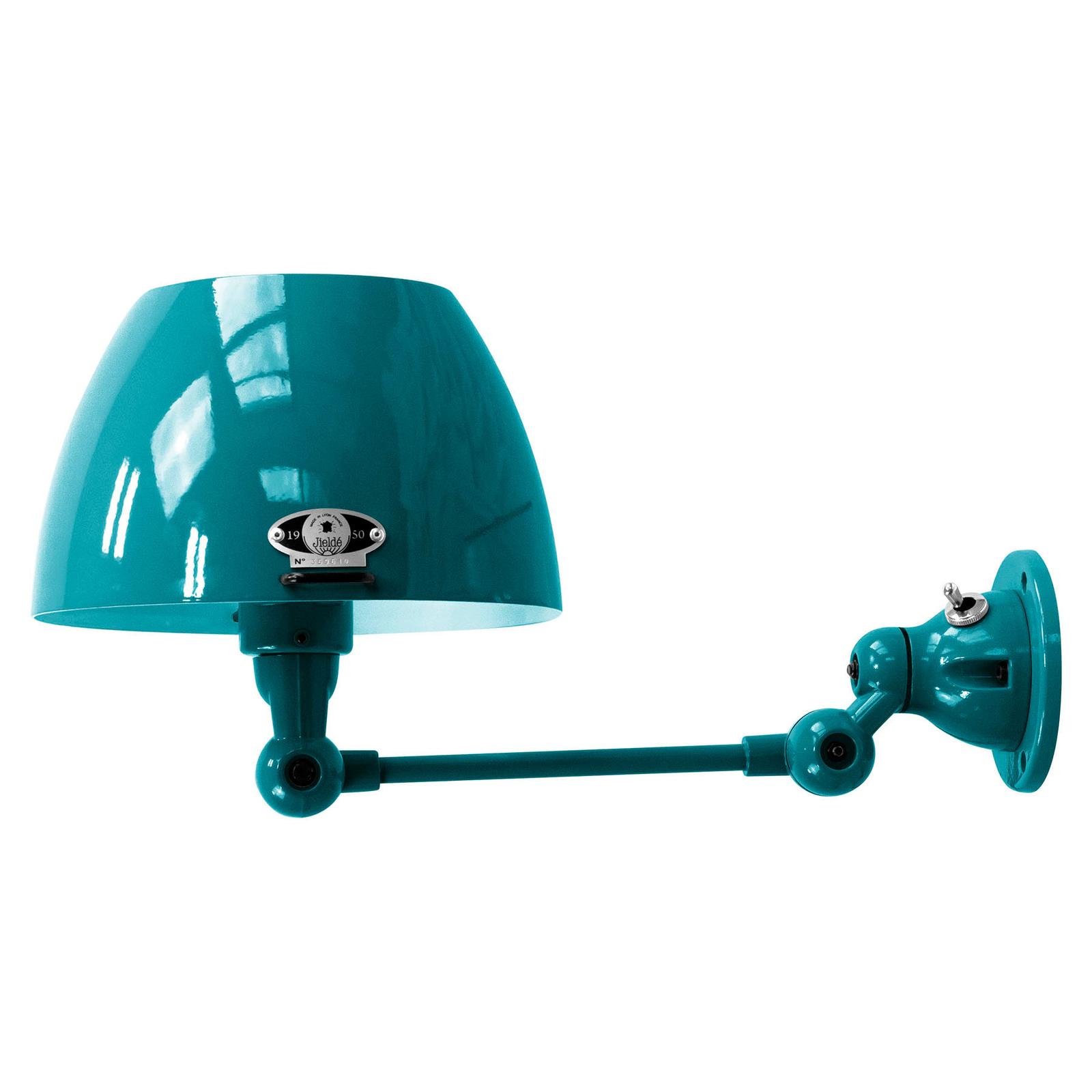Jieldé Aicler AIC701 applique articulée bleu d'eau
