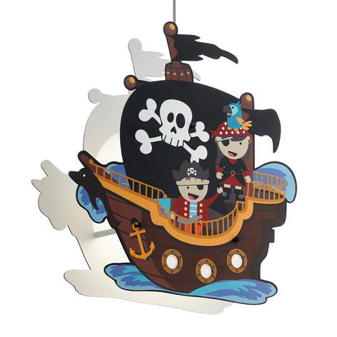 Hängeleuchte San Carlo Piratenschiff