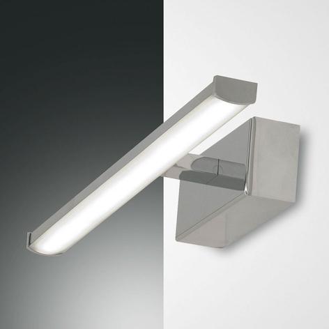 Applique LED Nala per specchi e quadri, cromo