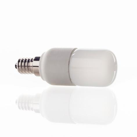 E14 4W rørformet LED-pære