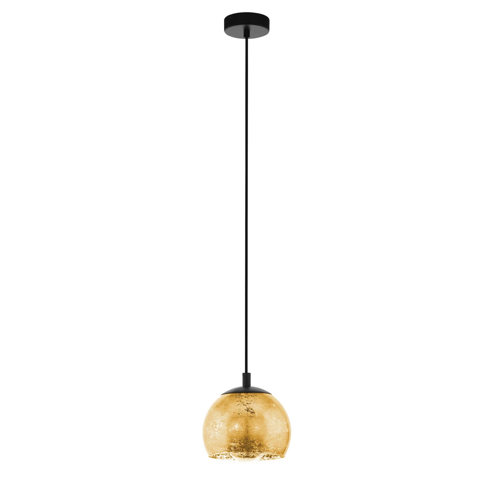 Lampa wisząca Albaraccin 1-punktowa, Ø 19cm