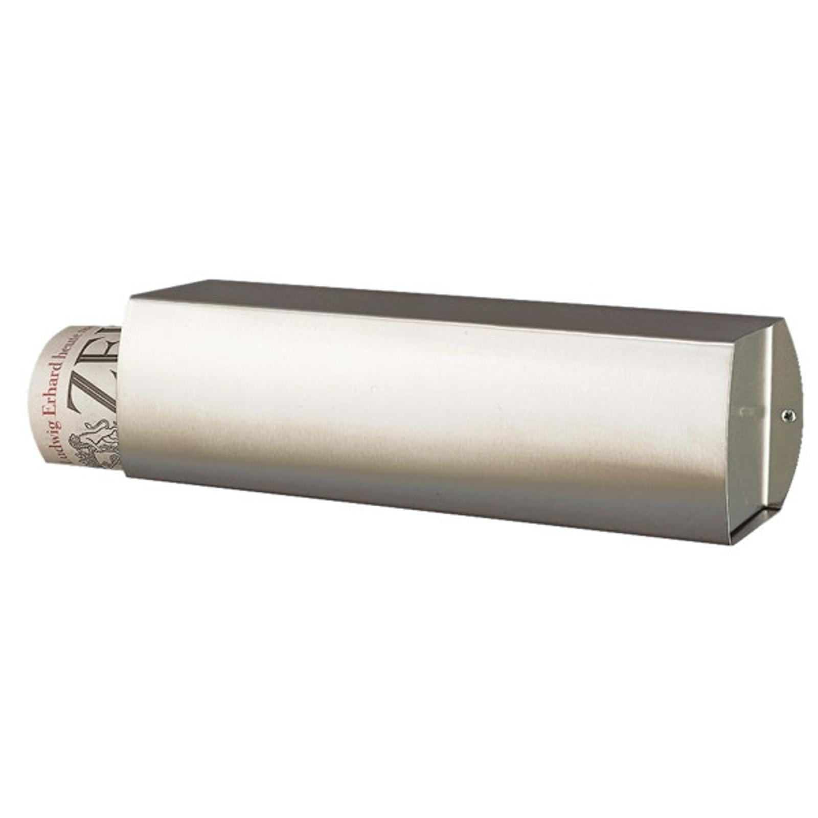 Tidningshållare LA OLA av rostfritt stål