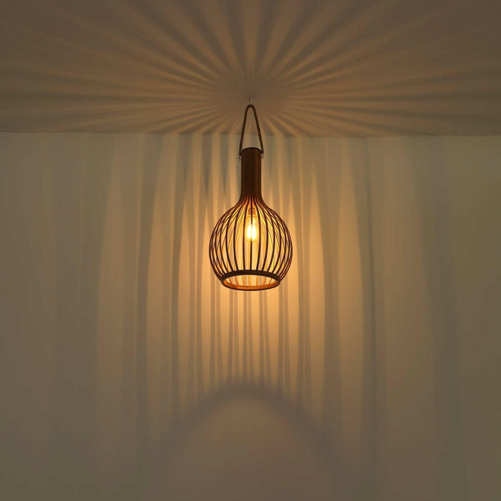Lindby Areya lampa solarna LED