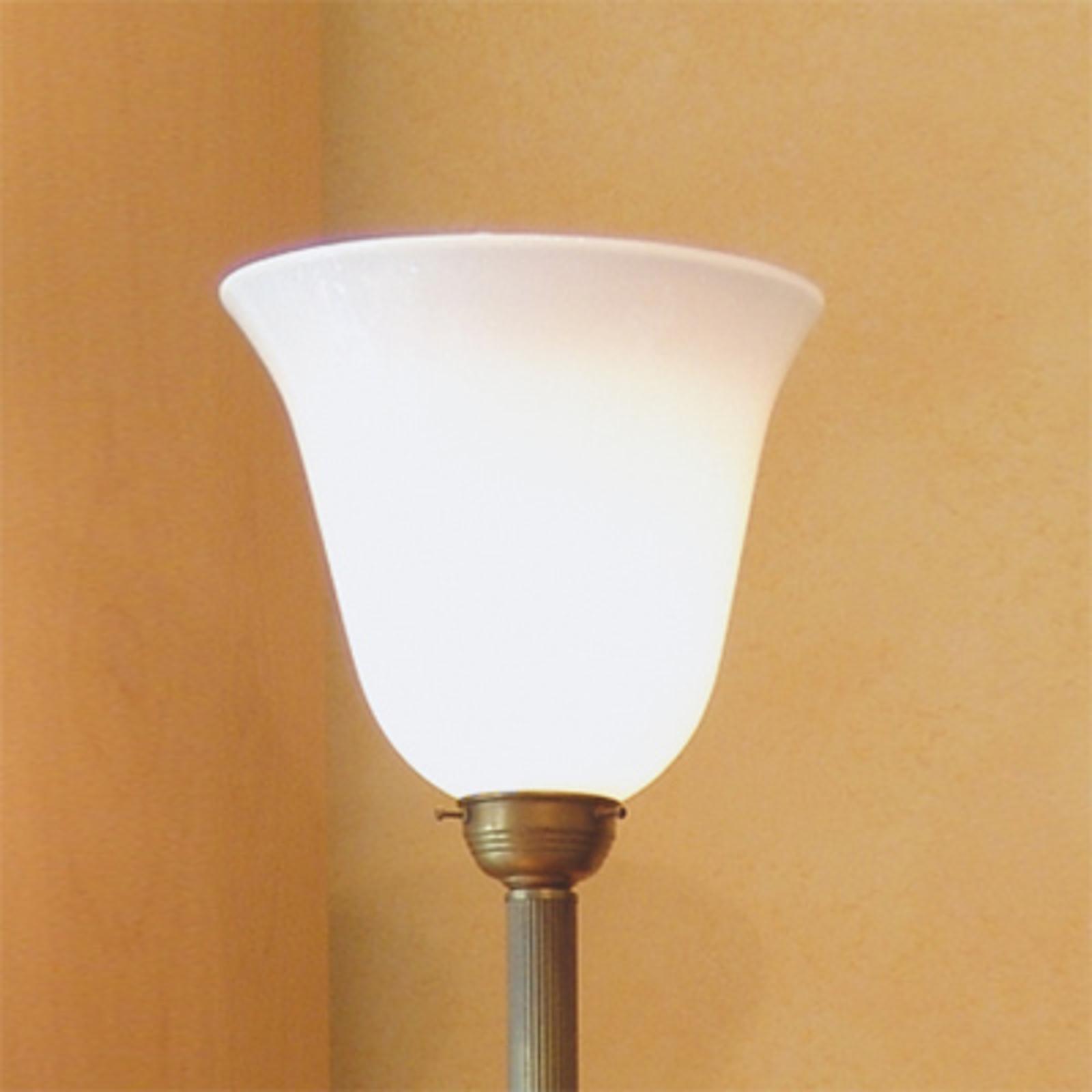 Antikk stålampe HENRIETTE
