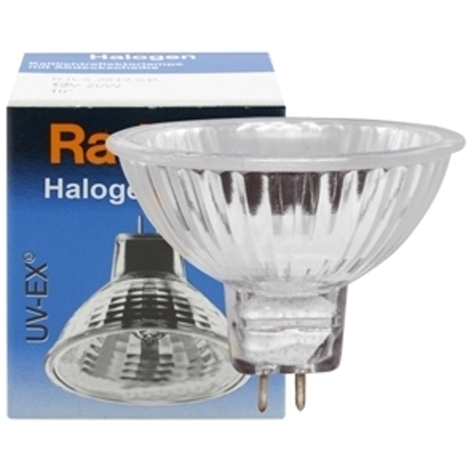 GU5,3 MR16 35W lampadina alogena IRC 36°