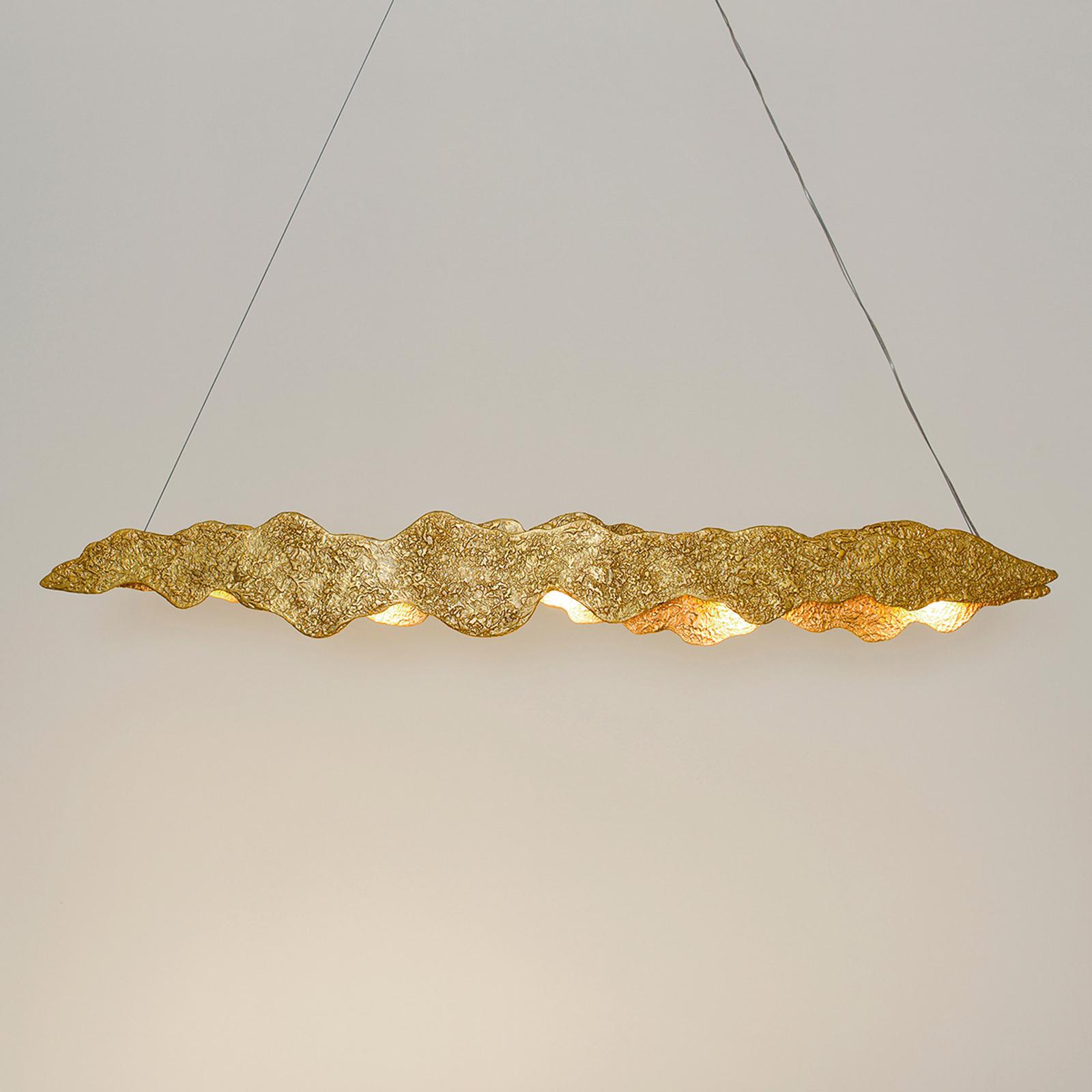 Nuvola - designerska lampa wisząca z diodami LED