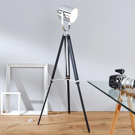 Lámpara de techo con foco METTLE y tres apoyos