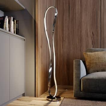 Lucande Xalia -LED-lattiavalaisin