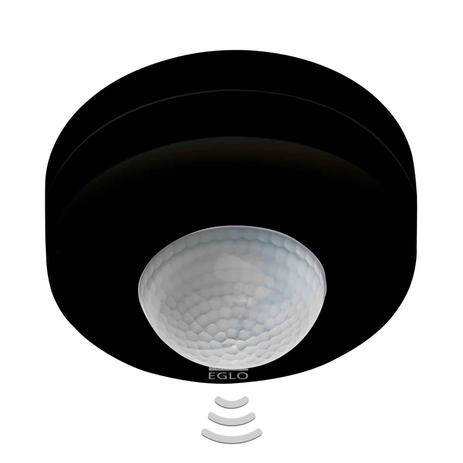 Sensore di movimento Detect Me 6 360° nero