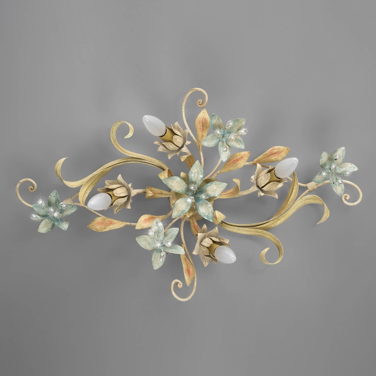 Wandlamp Lotti in Florentijnse stijl