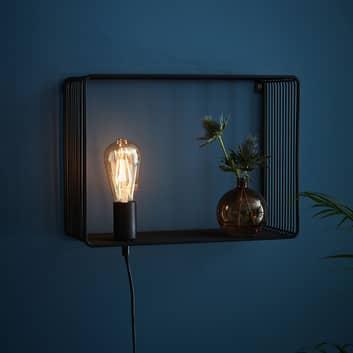 Vägglampa Shelf
