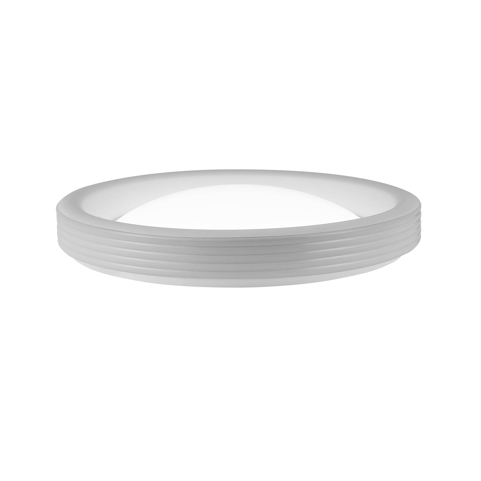Lindby Inarum plafonnier LED, RVB, CCT, dimmable