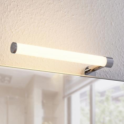 Lindby Linella applique pour miroir LED, droite