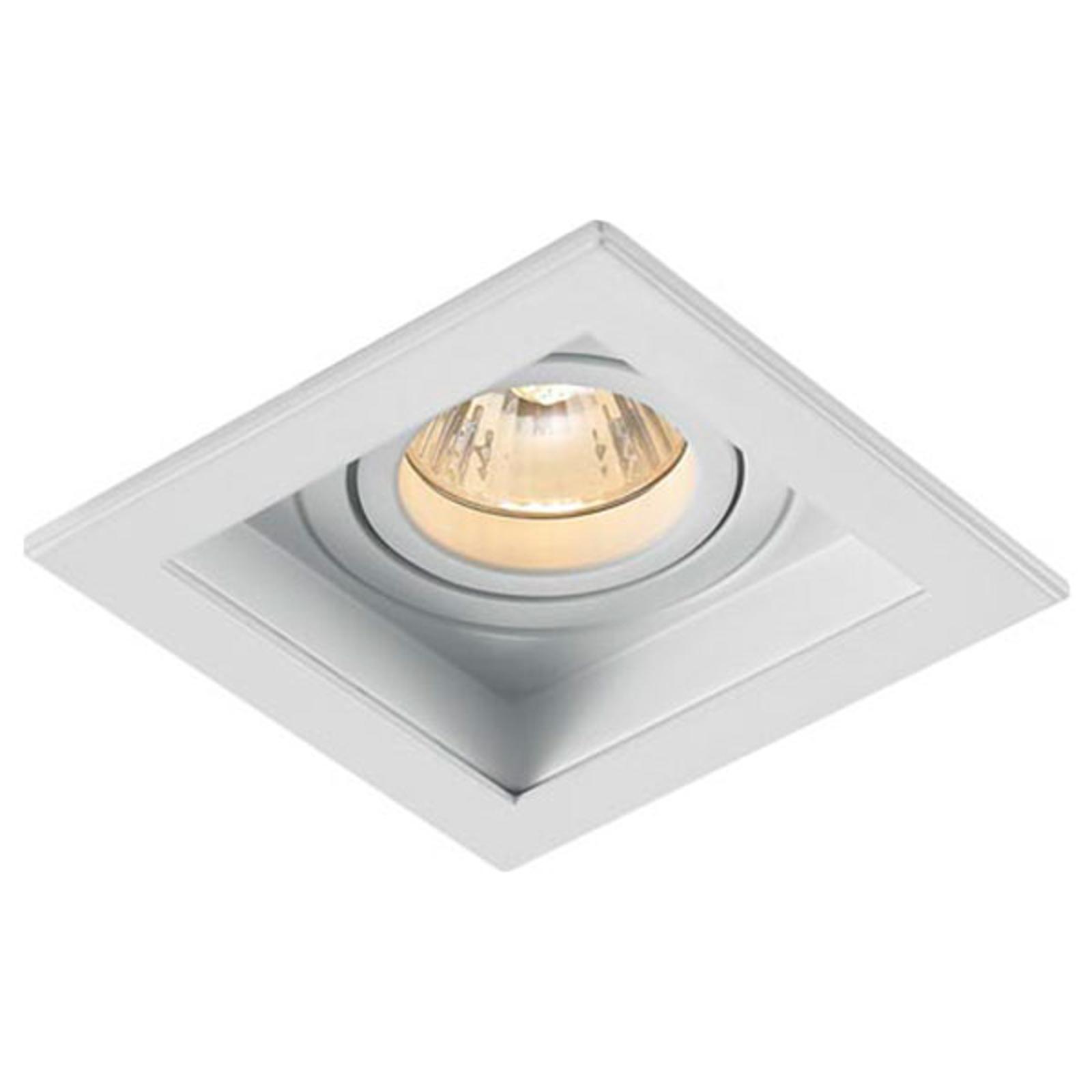 Moderno downlight Sulima bianco-bianco
