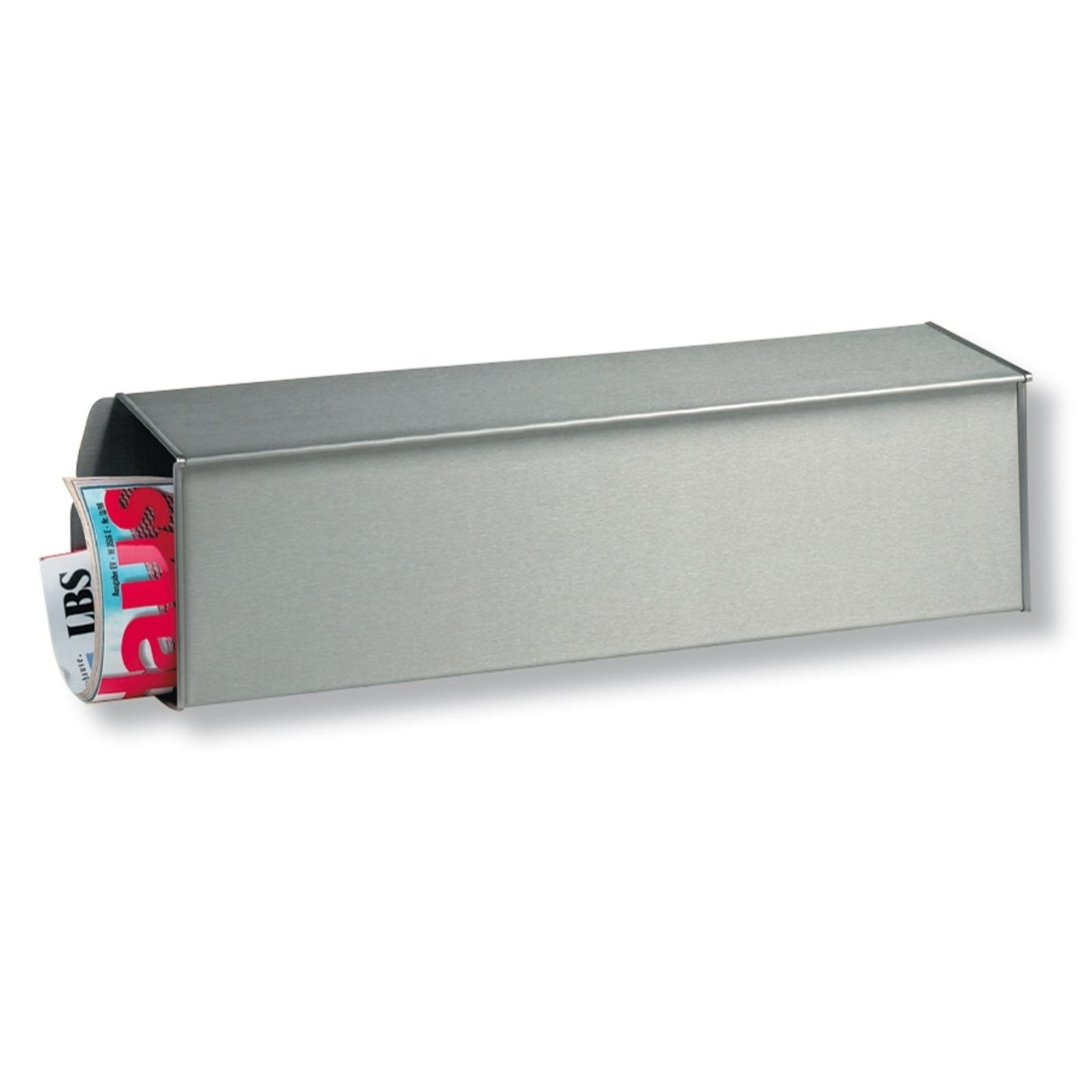 Box portariviste 3808 di acciaio inox