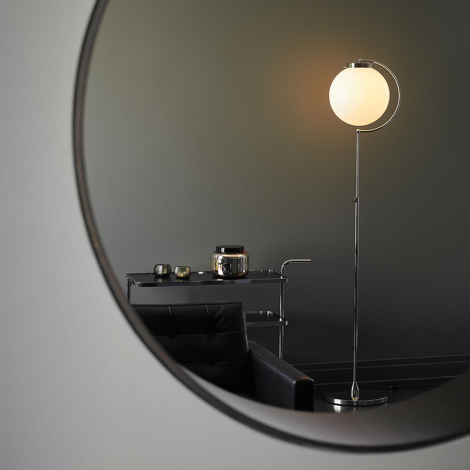 Bauhaus Gulvlampe Af Professor Richard Docker Lampegiganten Dk