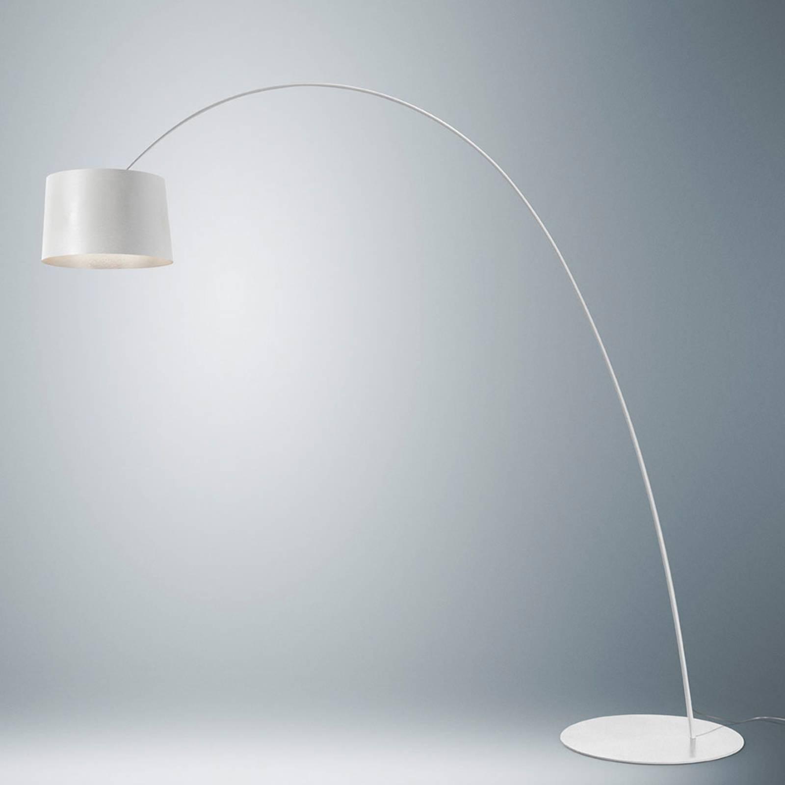 Foscarini Twiggy LED-Stehleuchte weiß