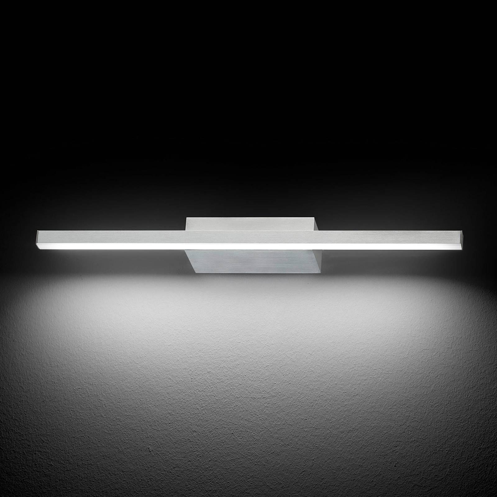 GROSSMANN Forte applique a LED, alluminio 49,4 cm
