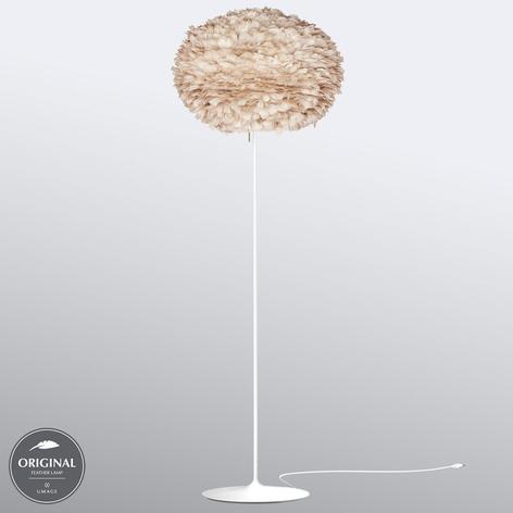 UMAGE Eos large -lattiavalaisin vaaleanruskea
