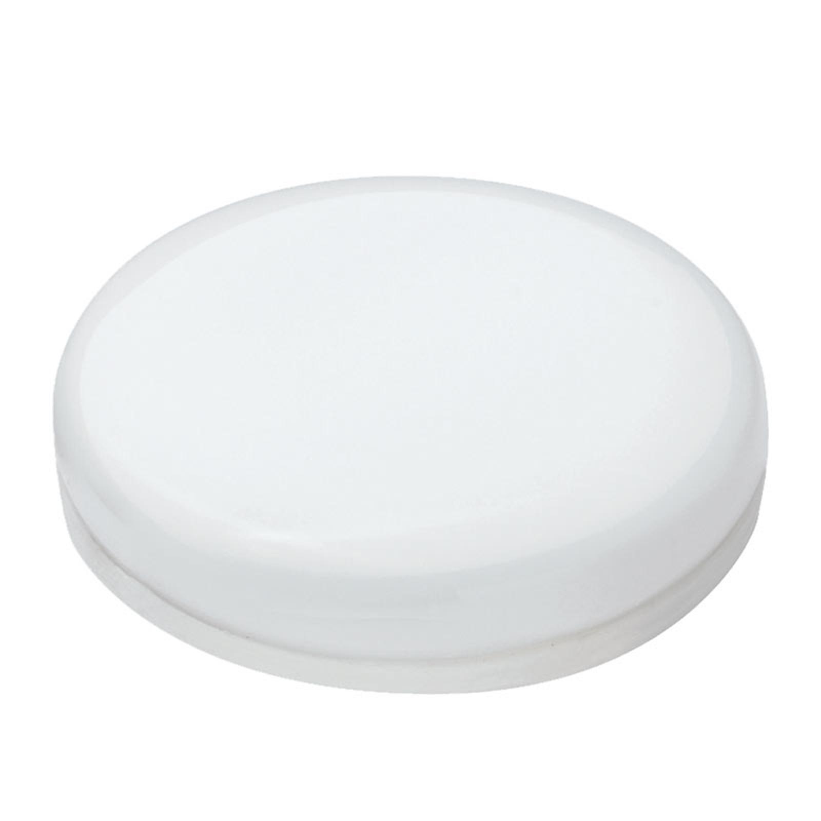 LED-Lampe GX53 6W warmweiß, dimmbar