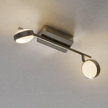EGLO connect Corropoli-C LED-takspotlight 2 lampor