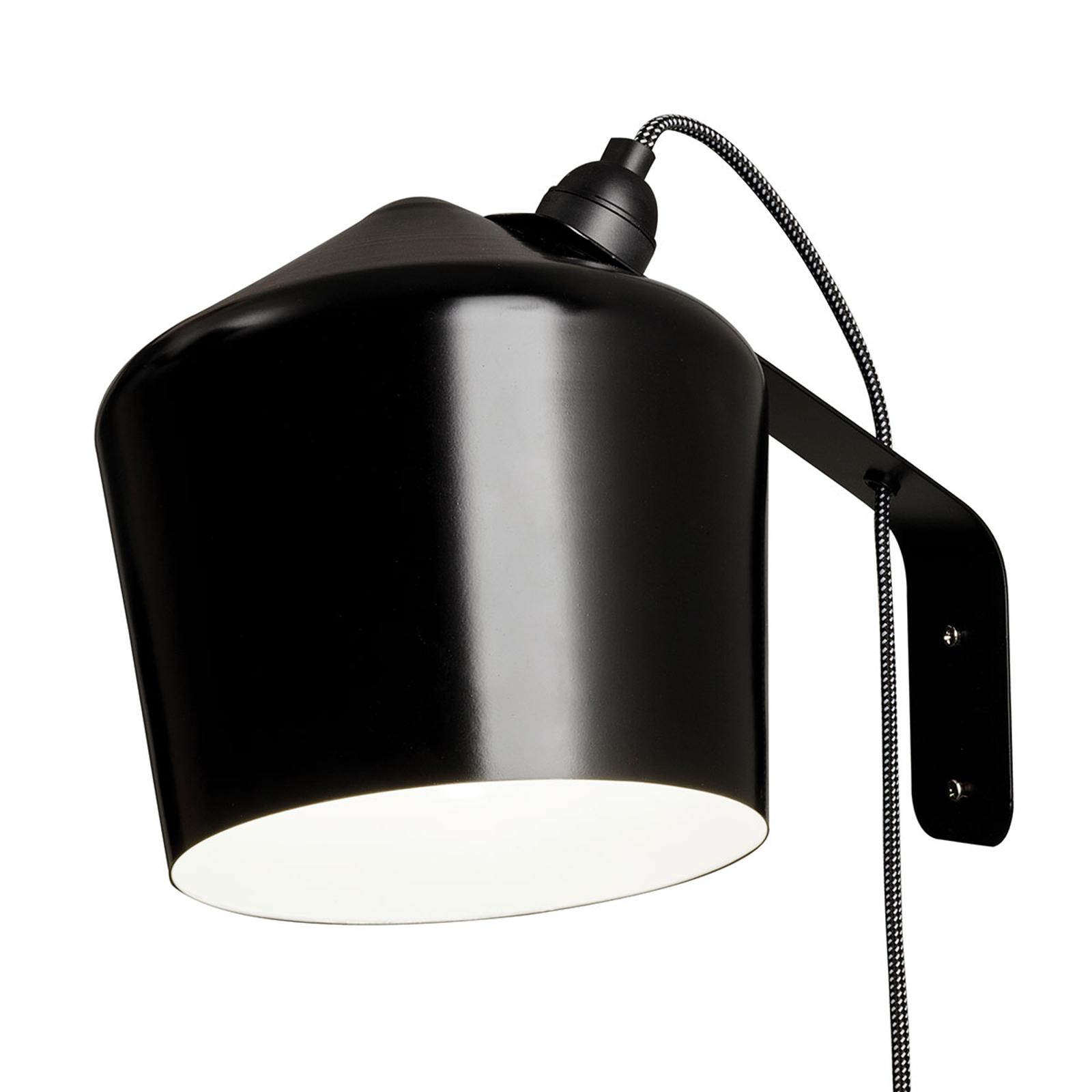 Innolux Pasila applique design noir