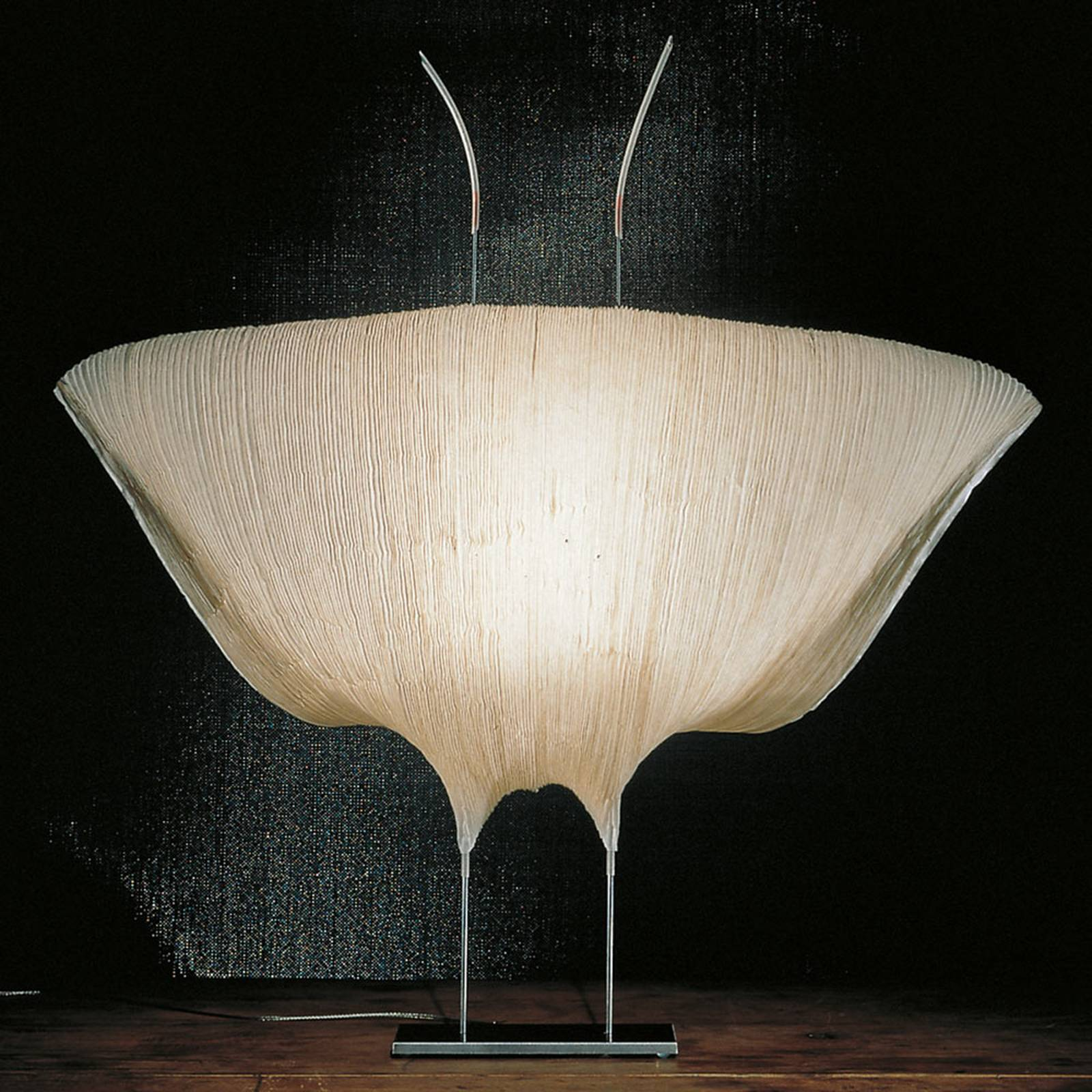 Ingo Maurer Samurai, lampe à poser LED en papier