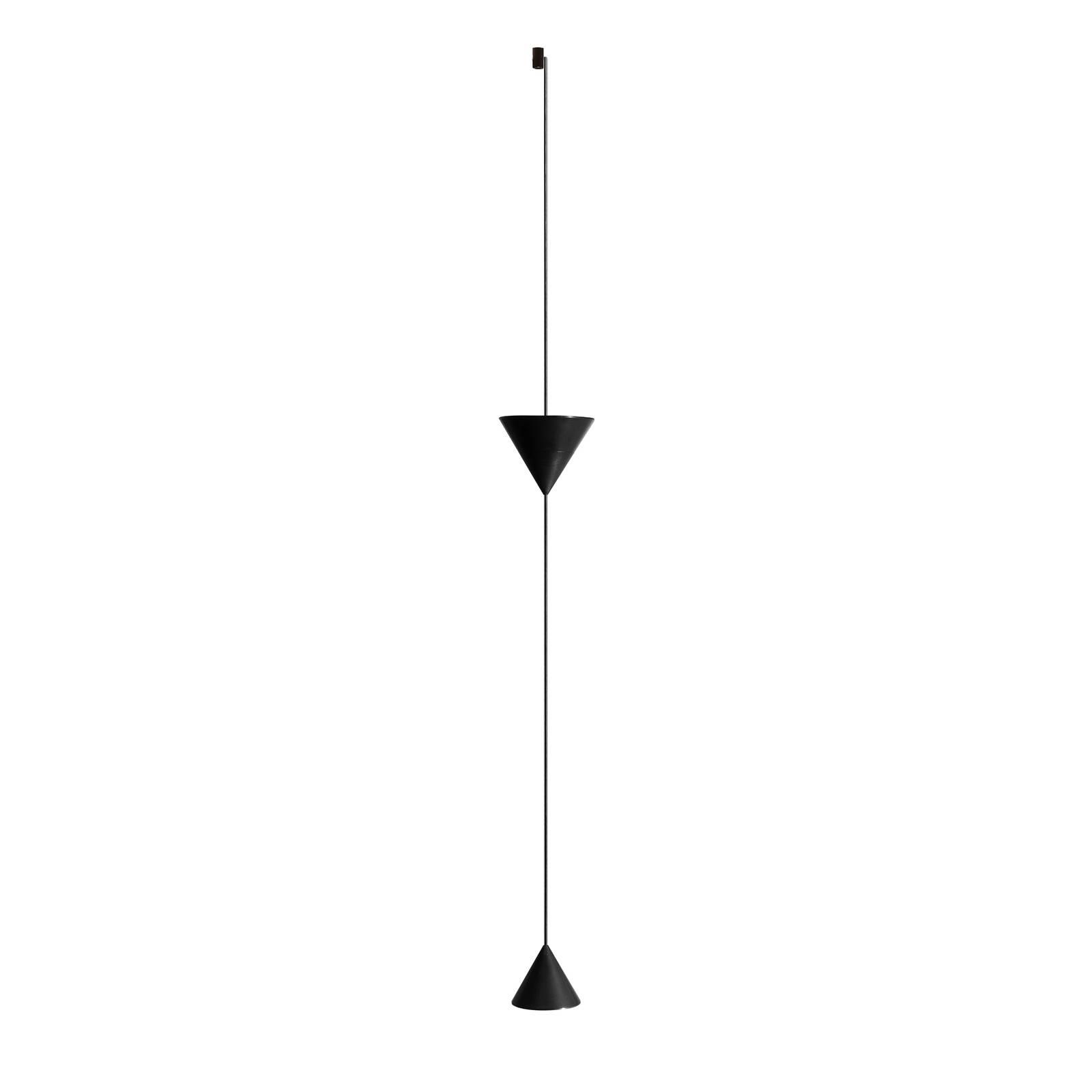 Karman Filomena LED-Hängeleuchte 2fl 2.700K
