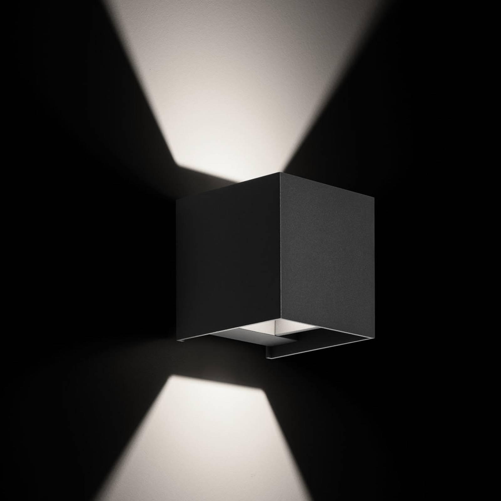 LED-Außenwandleuchte 9032 up/down anthrazit