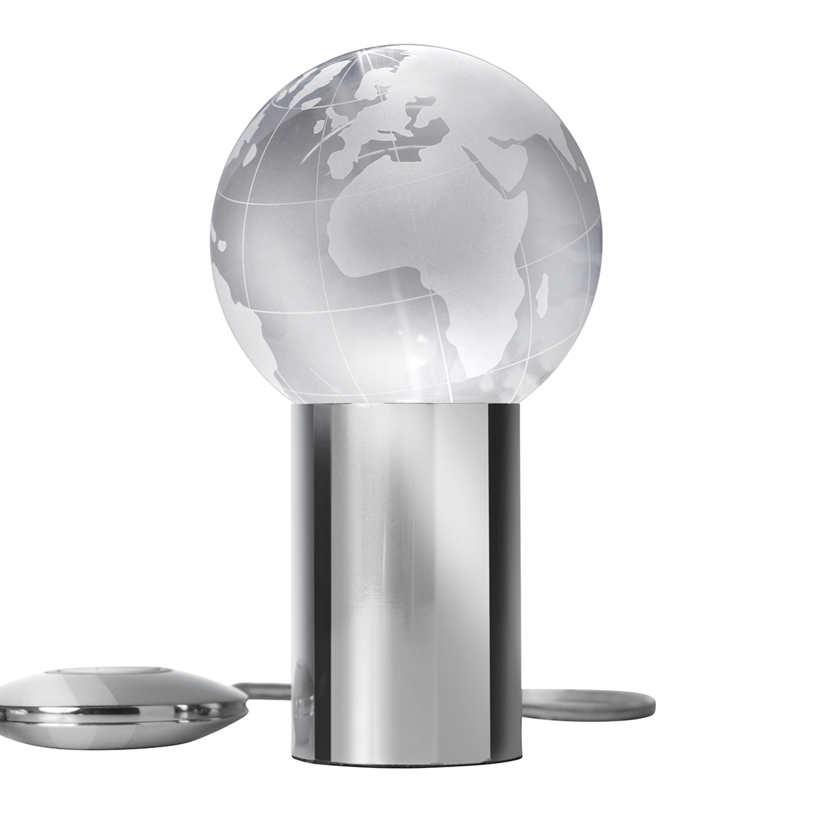 Petite lampe à poser LED Contro World, dimmable