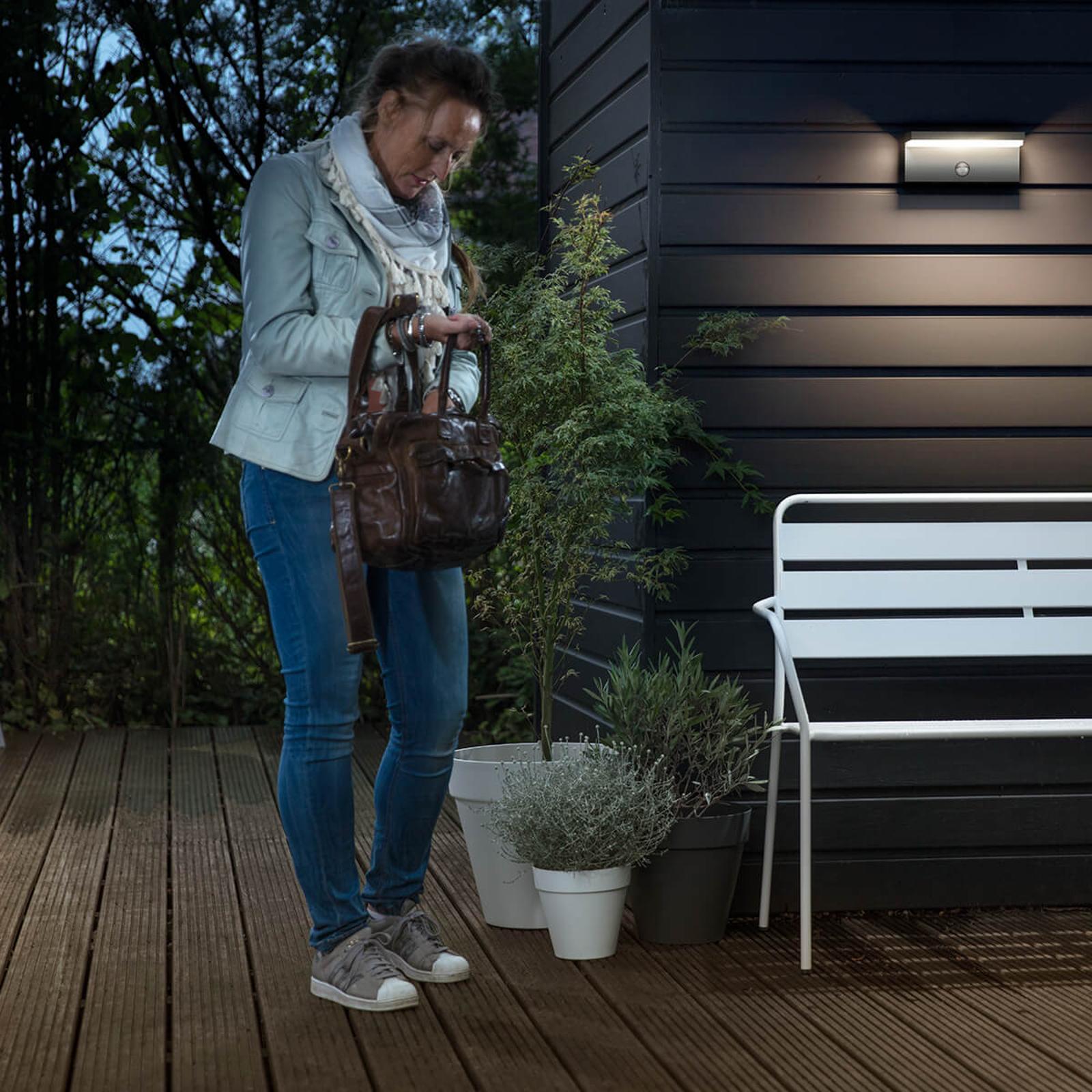 Philips Bustan IR - applique d'extérieur LED