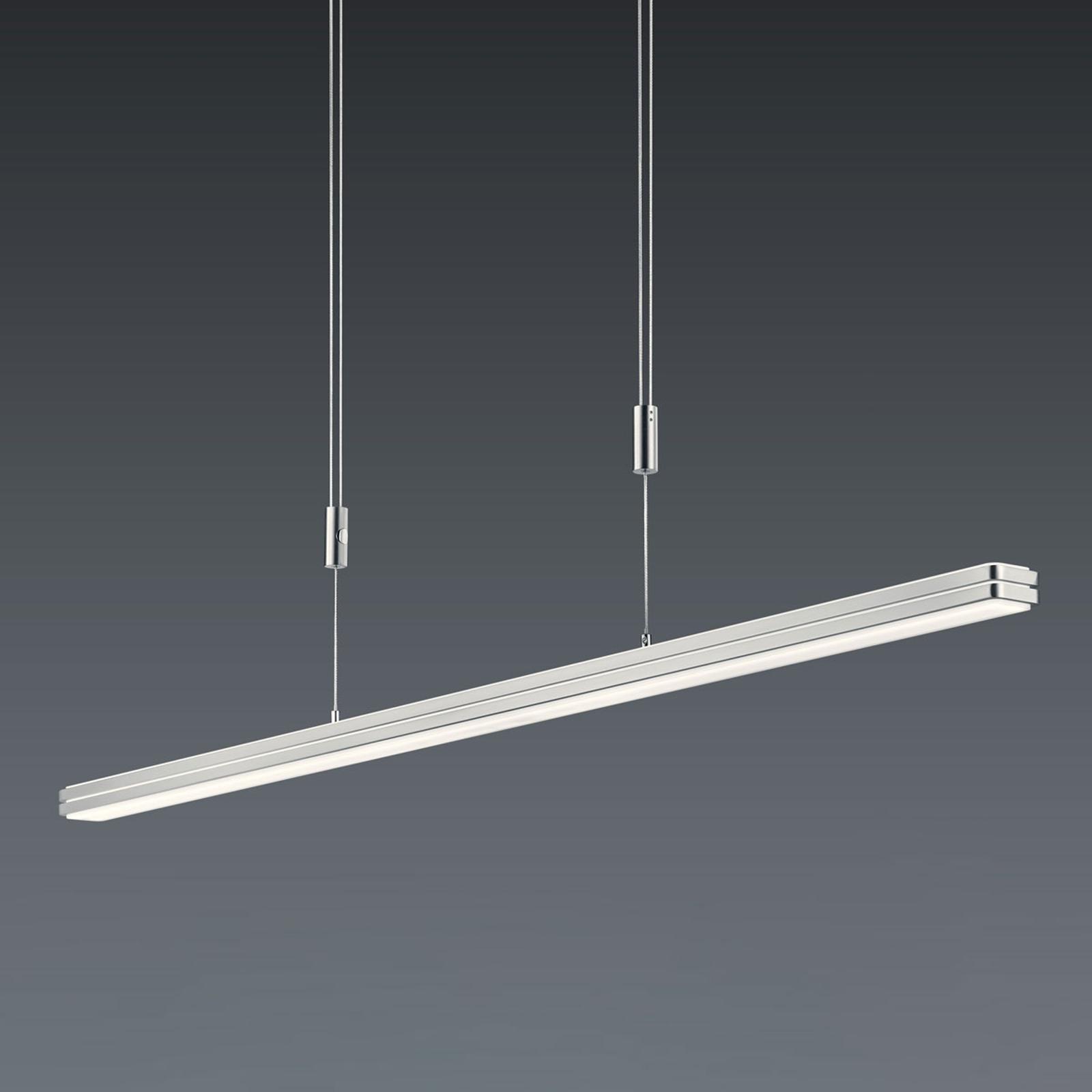 BANKAMP Gem LED-Pendelleuchte, ZigBee-kompatibel