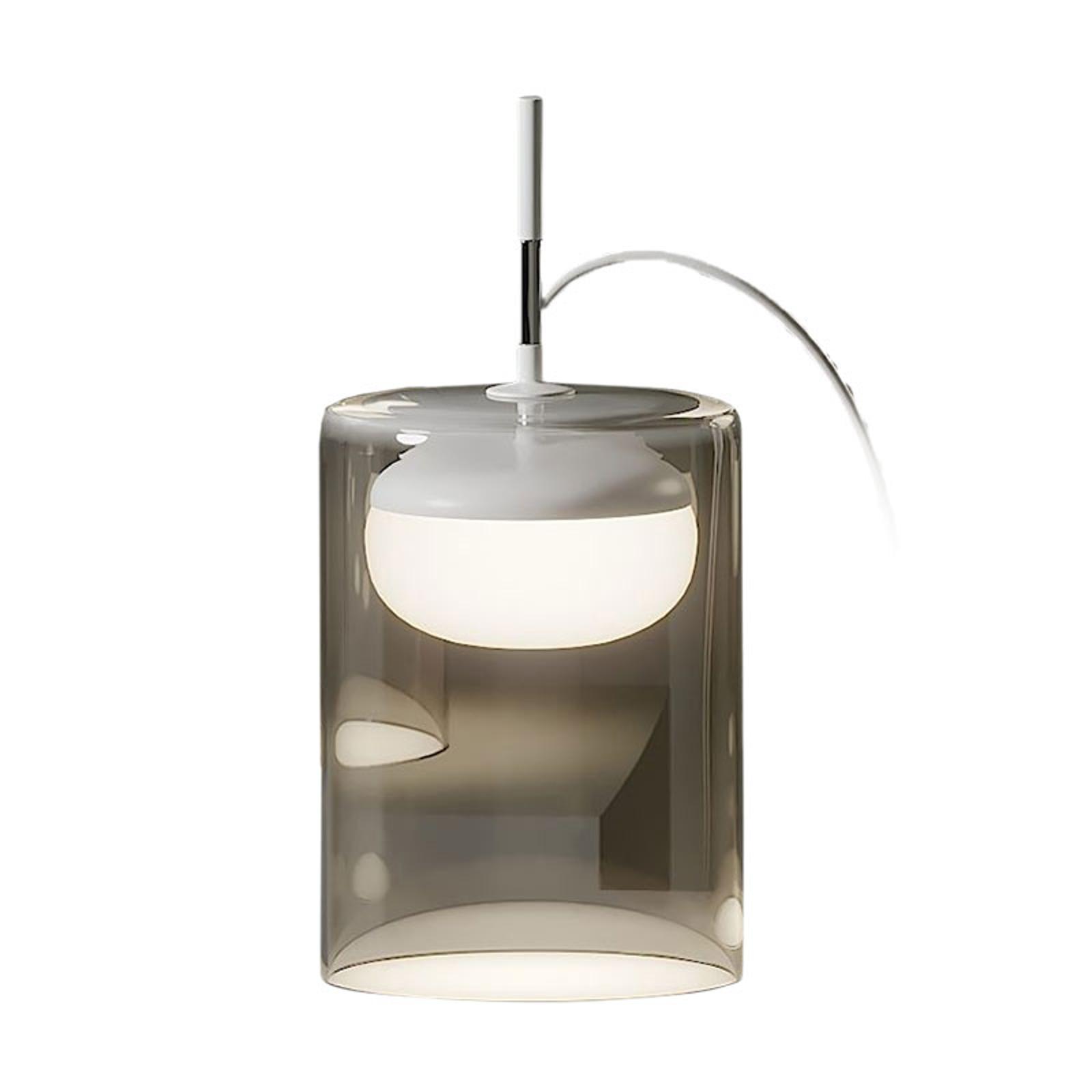 Prandina Diver lampe à poser LED T1 2700K blanc