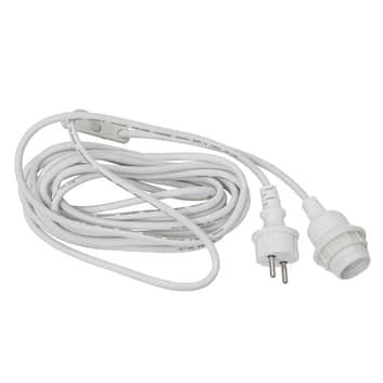 E27-Fassung mit Kabel Ute