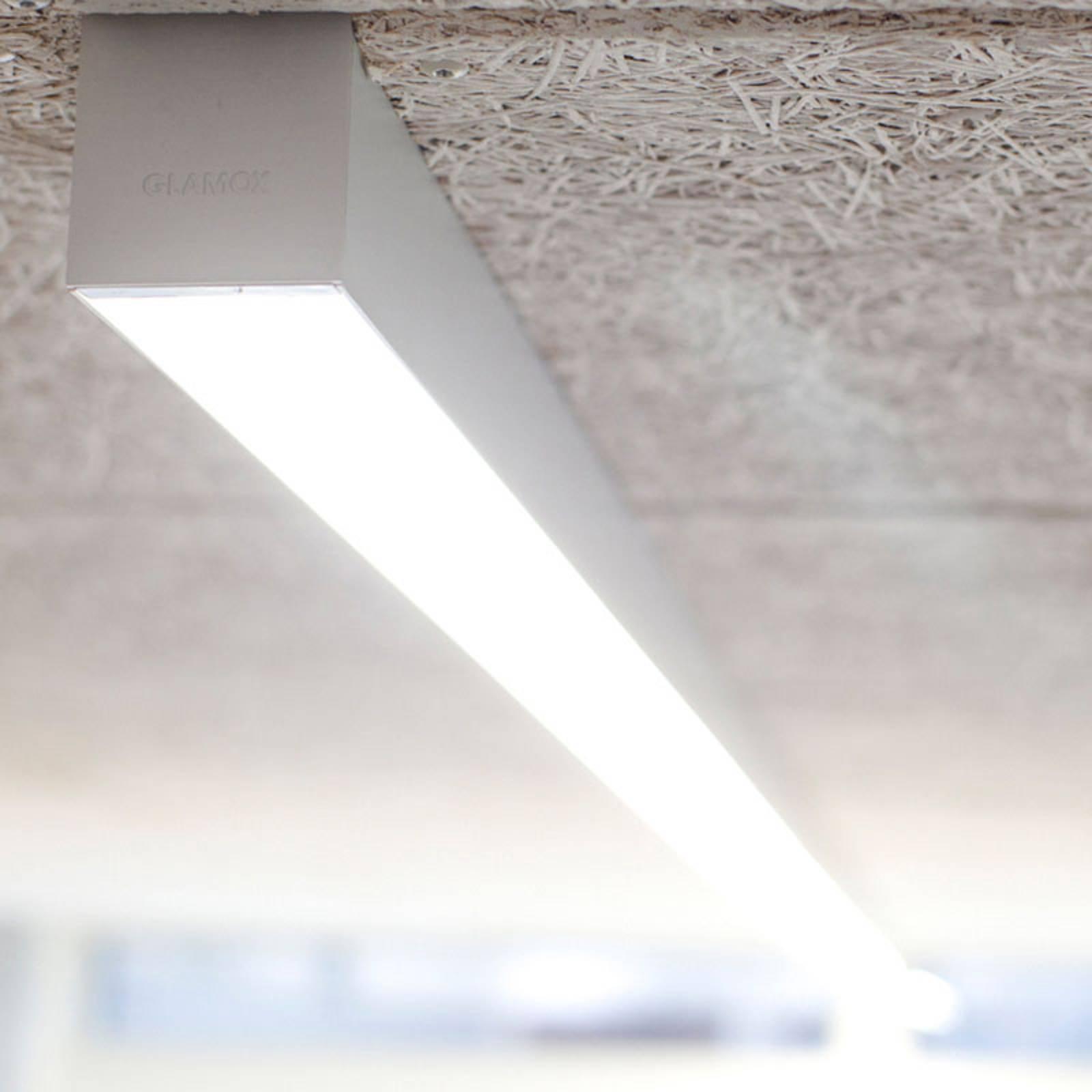LED plafondlamp C80-SR HF 830 1.855lm 169cm