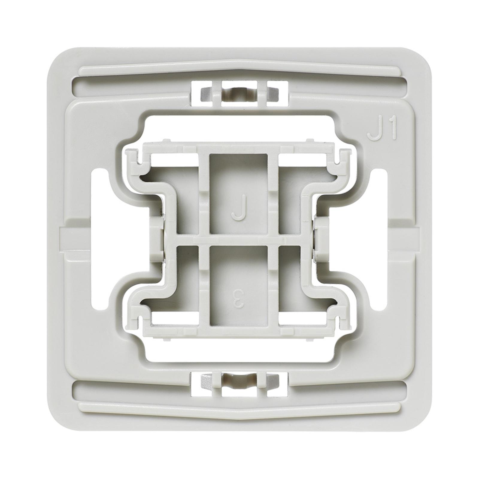 Homematic IP adapter voor JUNG schakelaar J1 20x