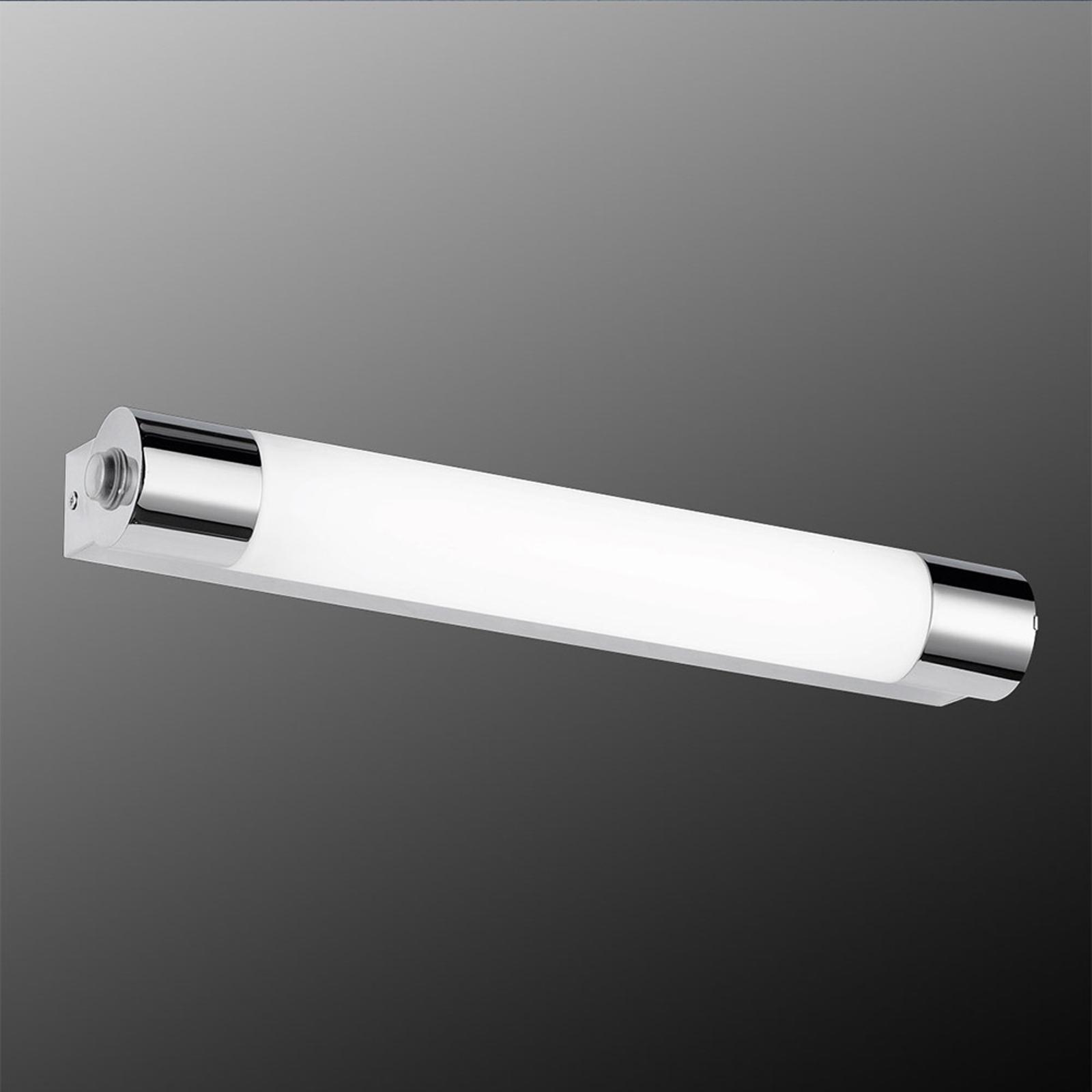 Applique LED Paulien pour salle de bain, 44 cm