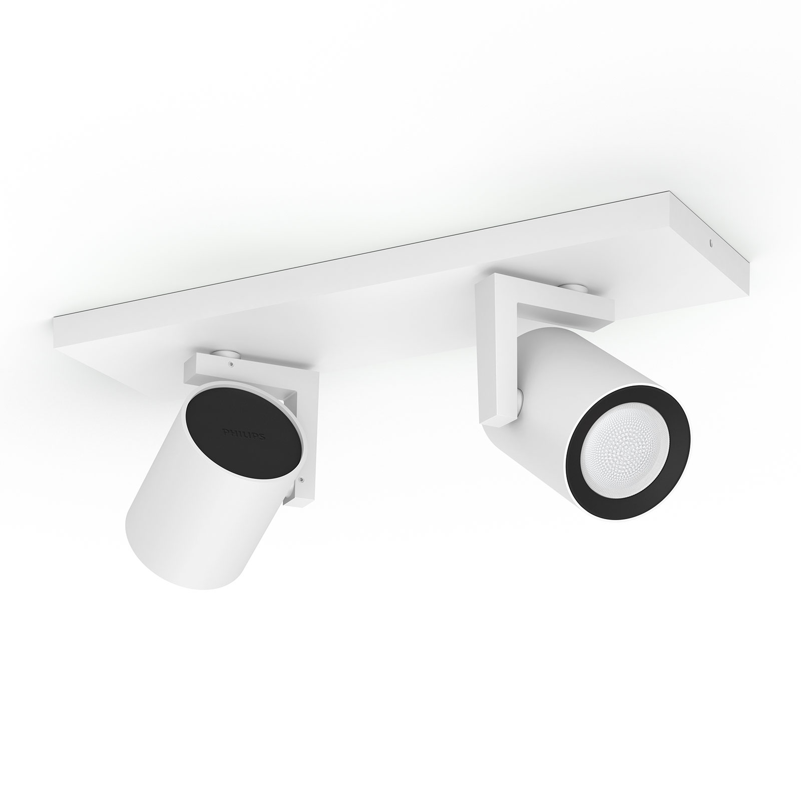 Philips Hue Argenta LED-Spot zweiflammig weiß